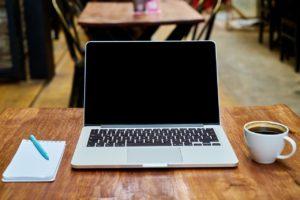 カフェで仕事をするときに注意すること