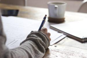 成功のヒント①退職理由と自分が求める条件を明確に