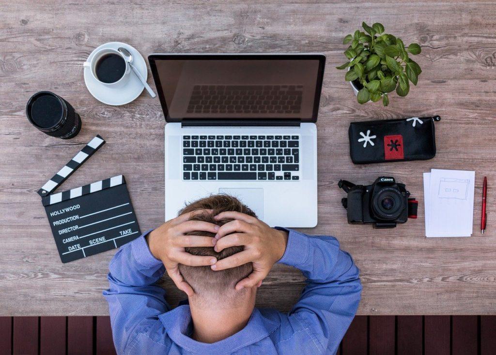 なぜ仕事でパニックになってしまうのか?5つの原因