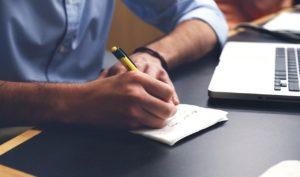 自分で実践できる「仕事がわからず辛い」場合の改善策①メモの取り方
