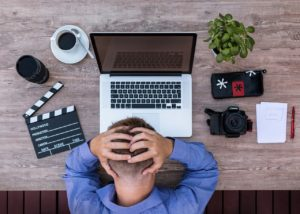 どうしよう…仕事をクビになるかもと心配な時