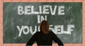 仕事の責任感を持つには自分に自信を持つことが大事